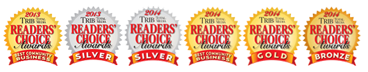 Trib Readers Choice Awards 2013 - 2014